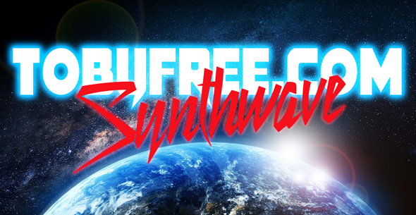 New Synthwave Logo