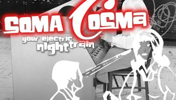 Two albums by Soma Cosma released on Bandcamp - TobyFree com Records