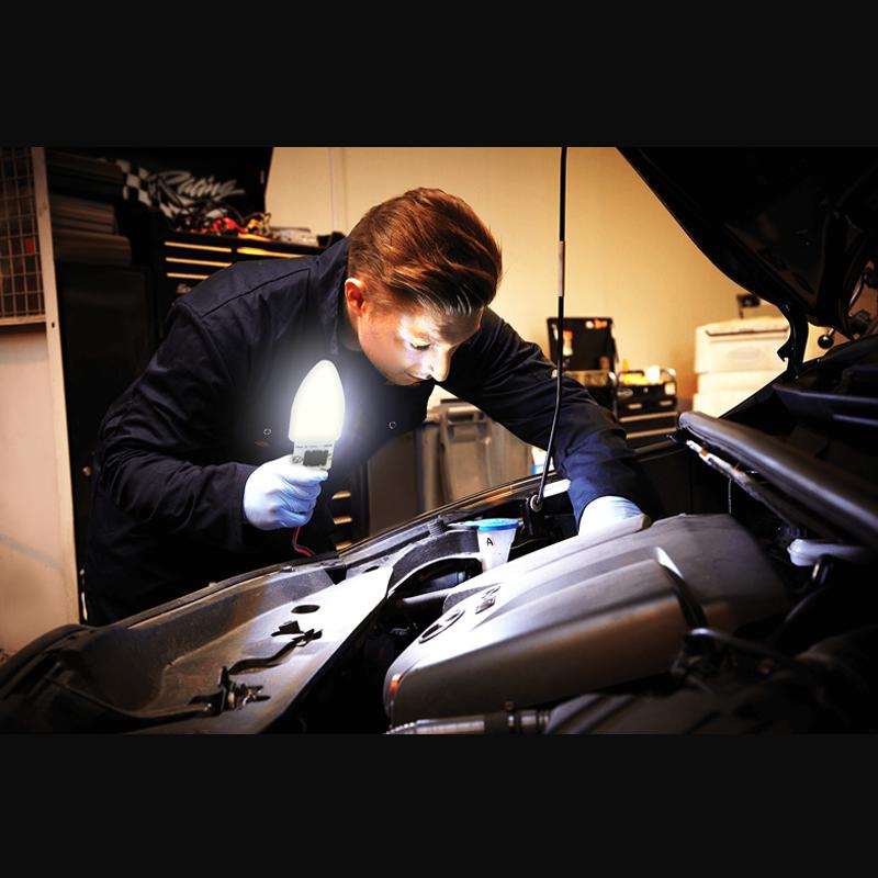 Multi Functional Car Repair Light 56 Smd Candle Light Tobysouq Com