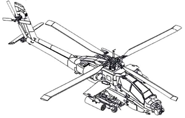 coloring pages transformers bumblebee helicopter helicopter