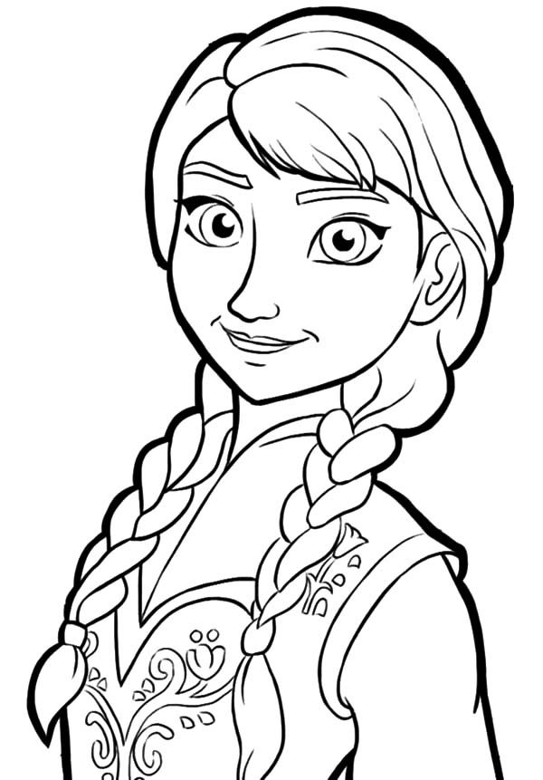 disney frozen princess anna coloring pages best place to color
