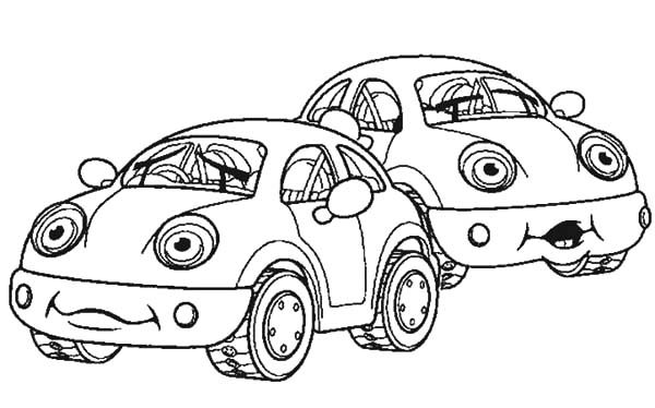 beetle car coloring pages car coloring pages