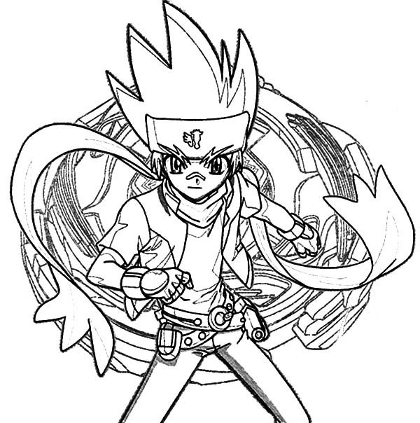 beyblade ginga ginka fight coloring pages  best place to
