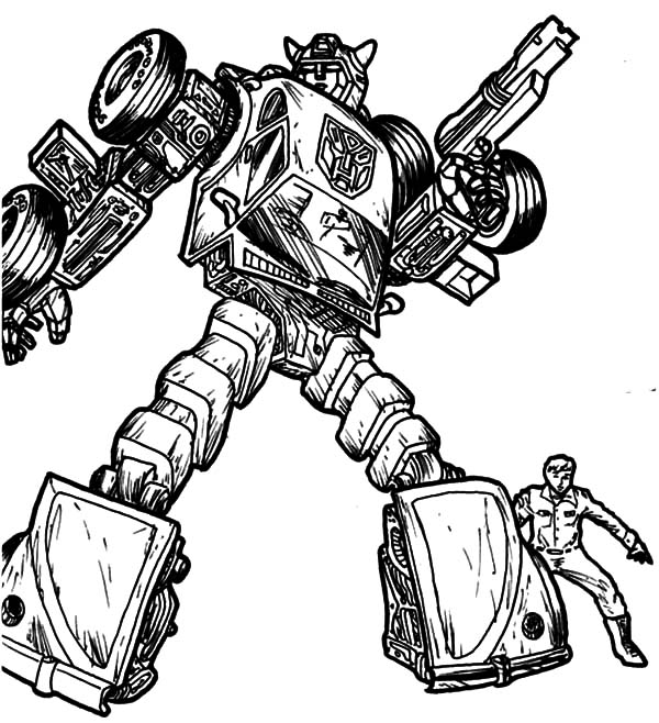 coloring pages bumblebee car defending the universe coloring pages