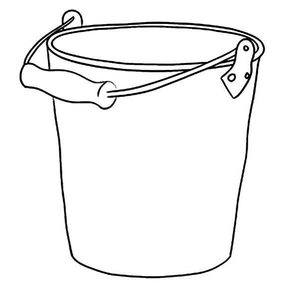 taking water with bucket coloring pages best place to color