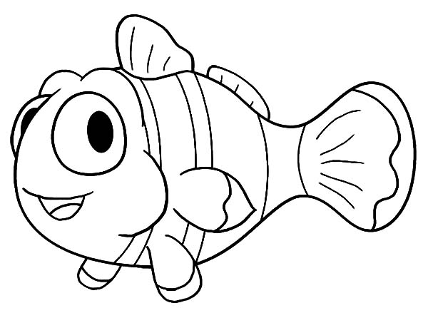 picture of clown fish coloring pages best place to color