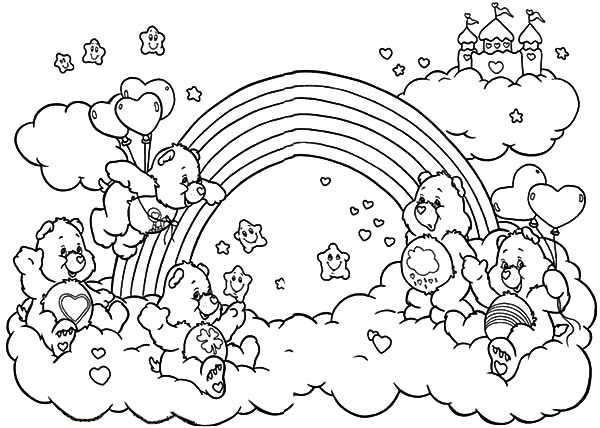 coloring pages of friends playing coloring pages now