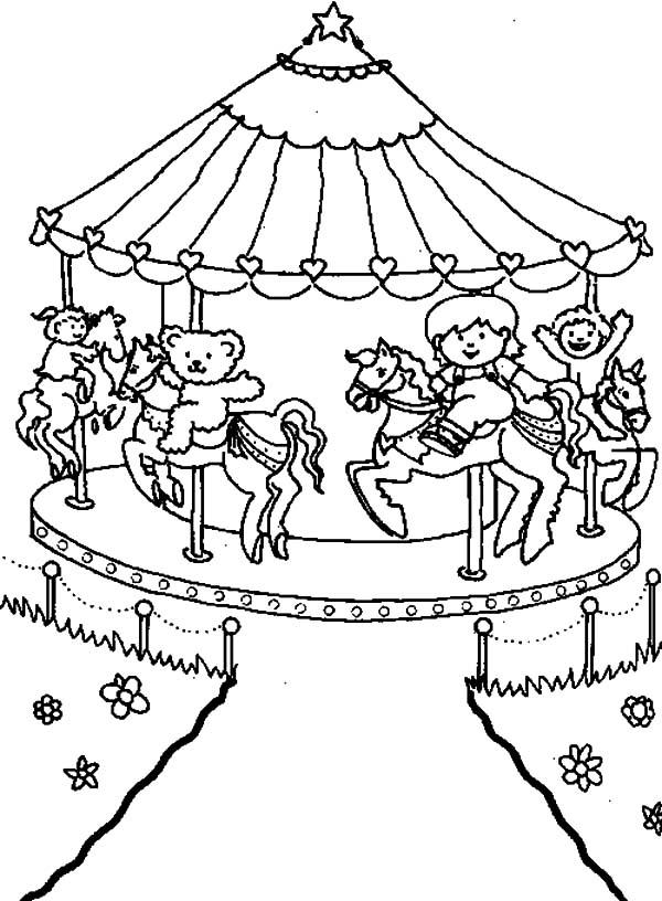 carousel on carousel