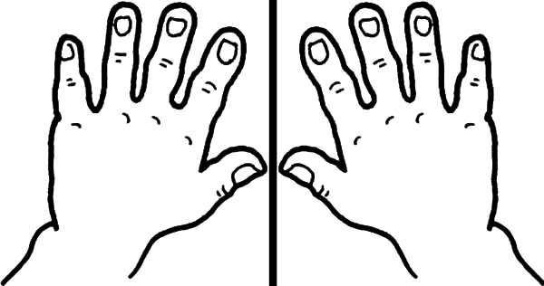 clapping hands coloring pages  best place to color