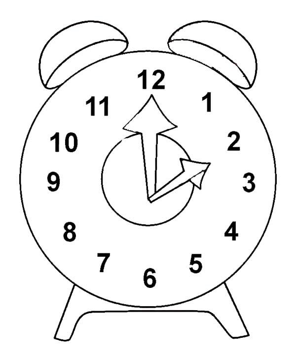 curious george clock coloring pages best place to color