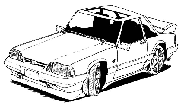 old car mustang coloring pages best place to color
