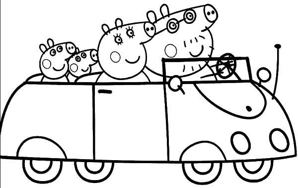 road trip coloring pages further family road trip coloring pages
