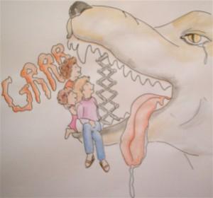 soluzione per la bocca del lupo
