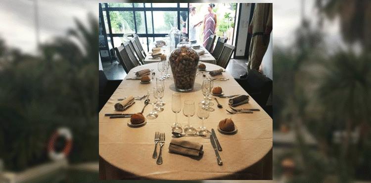 Repas d'anniversaire fromagerie Vergne à La Grande Motte