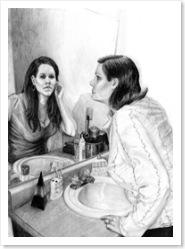 ¿Qué te dide el espejo?