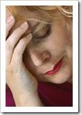 Mujer abusada emocionalmente
