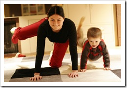 aerobics en casa