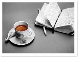 Tomemos un café, te invito, mujer.