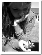 Revisando los correos sms