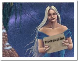 Estás invitada