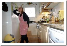 ¡Pónle arte a tu cocina, mujer!