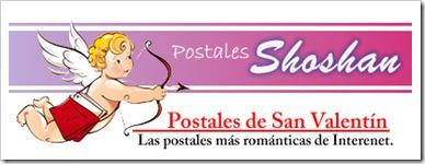 Postales y Cartas de San Valentín