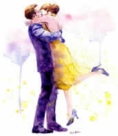 Un buen beso te hace inolvidable