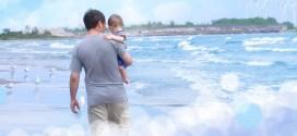 Hombres que son buenos padres