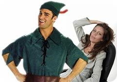 Peter Pan y la vida en pareja