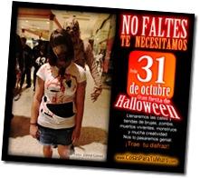 31 de octubre, halloween