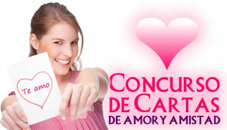 IV Concurso de Cartas de San Valentín