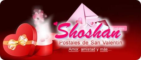 Postales Shoshan - San Valentín