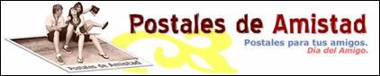 Postales y cartas de amistad