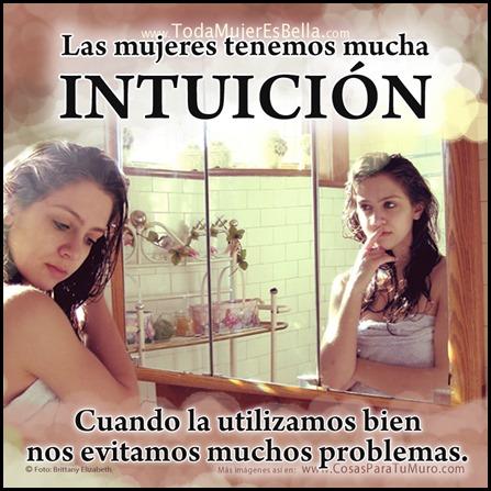 Intuición para evitar problemas