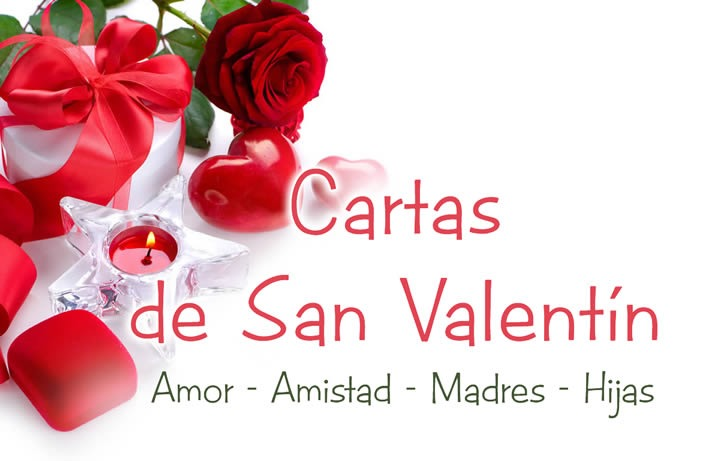 Cartas de San Valentín
