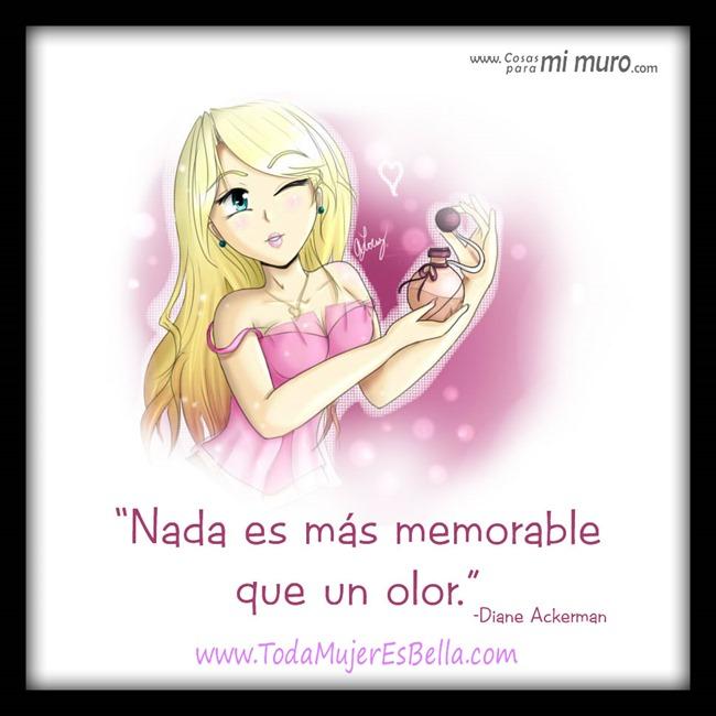 Nada es más memorable que un olor