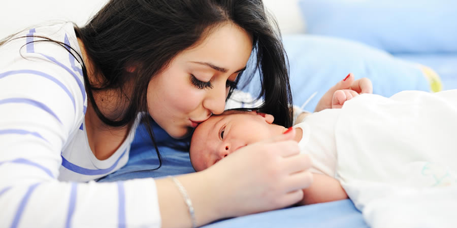 Convertirte en madre te cambia la vida