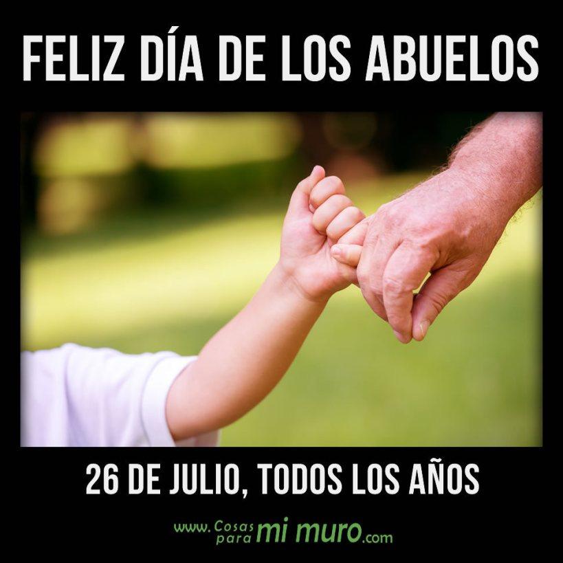 Feliz Día de los Abuelos