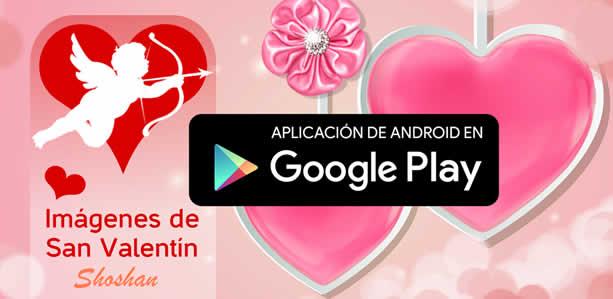 Aplicación android para SanValentín