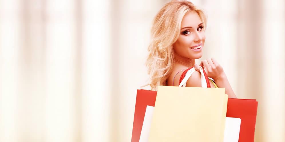 ¡Vamos a comprar, mujeres!
