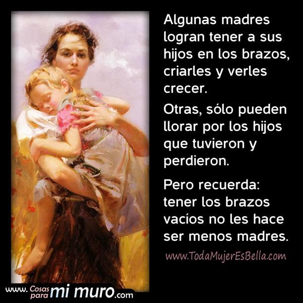 madres que perdieron hijos