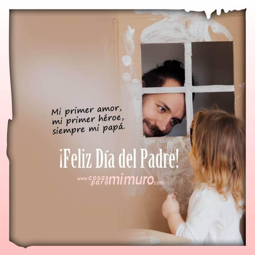 Feliz Día del Padre: amor, héroe y papá