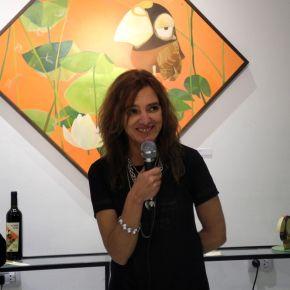 """MUESTRA   """"Átomos de amor"""" de Alejandra Melano – Espacio TODA Comunicación & Arte"""
