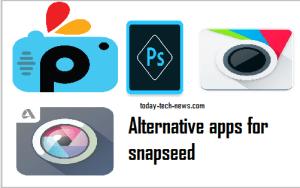 snapseed alternative apps