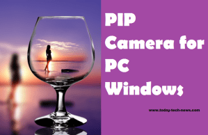 pip camera for pc