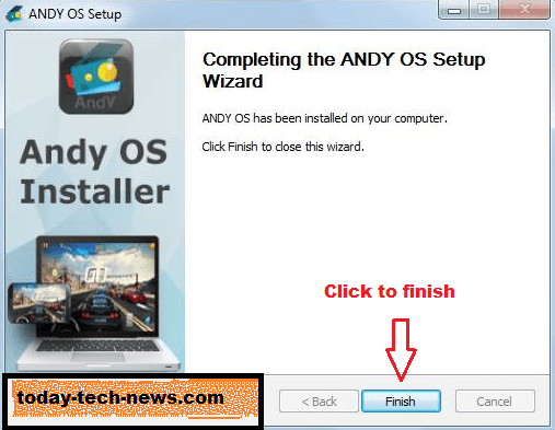 andy offline installer for windows