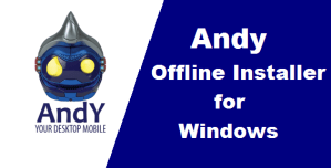 andy offline installer