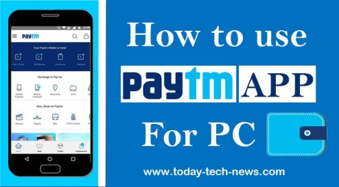 How to use Paytm app for pc