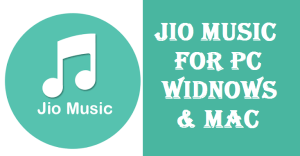 Jio-Music-for pc