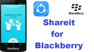 Shareit for Blackberry